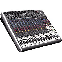 Behringer XENYX X2222USB USB Mixer with Effects