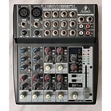 Behringer XENYX1002FX Unpowered Mixer
