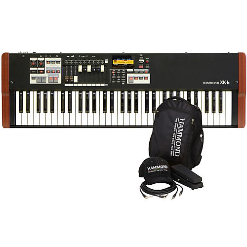 XK-1C Portable Organ with Keyboard Accessory Pack