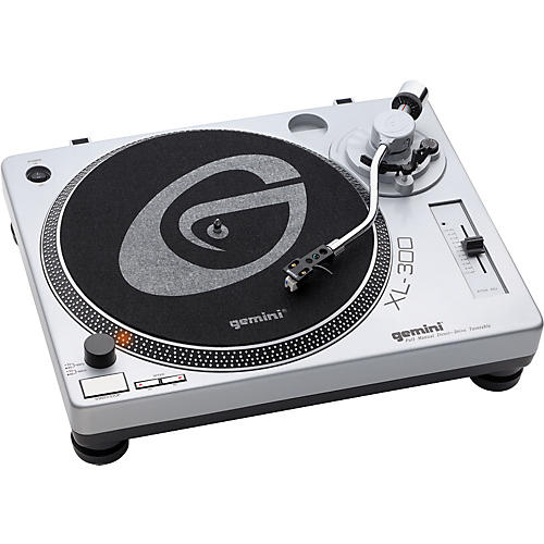 Gemini XL-300 Direct Drive Turntable with Cartridge