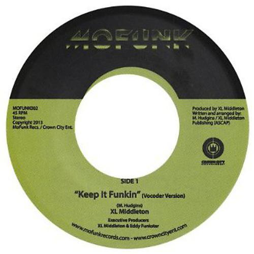 Alliance XL Middleton - Keep It Funkin