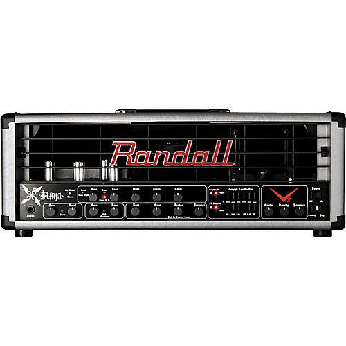 Randall XL Series V2 Ninja V2NH 400W Hybrid Guitar Amp Head