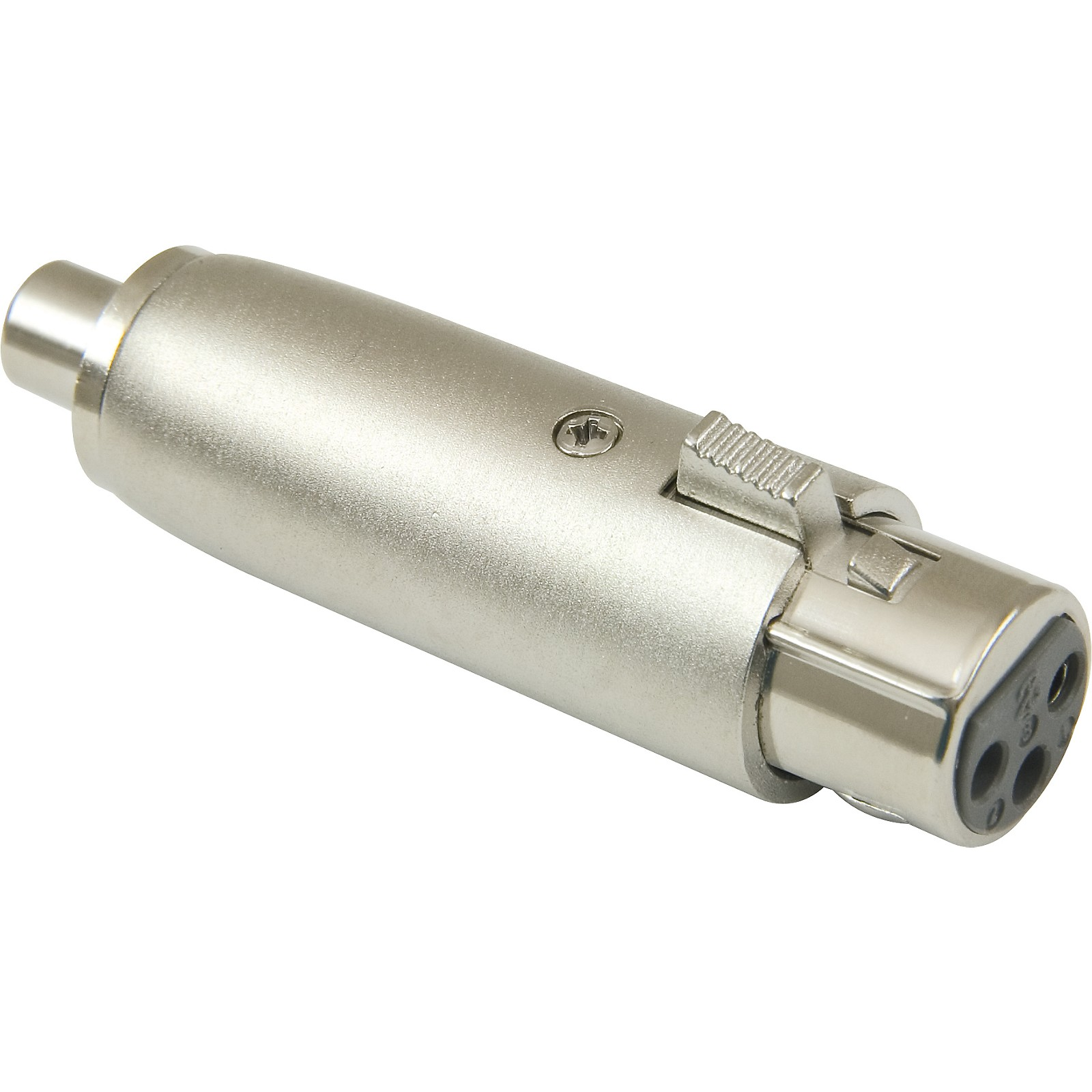 American Recorder Technologies XLR Female to RCA Female Adapter