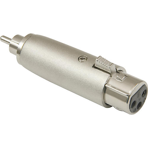 American Recorder Technologies XLR Female to RCA Male Adapter