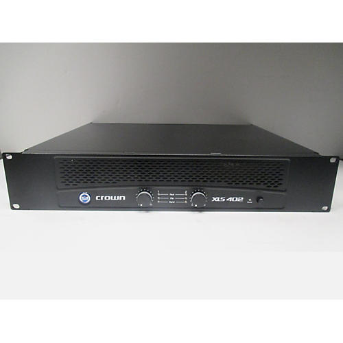 XLS402 Power Amp