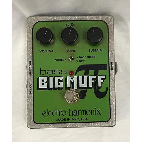 XO Bass Big Muff Distortion Bass Effect Pedal