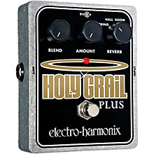 Open Box Electro-Harmonix XO Holy Grail Plus Variable Reverb Guitar Effects Pedal