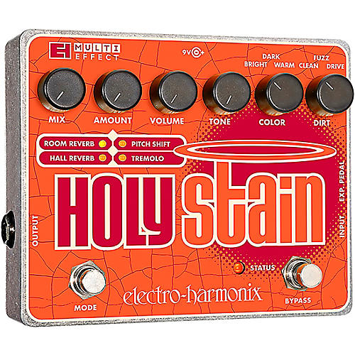 Electro-Harmonix XO Holy Stain Guitar Multi-Effects Pedal