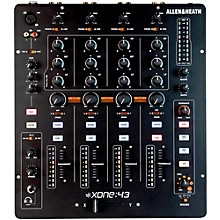 Open Box Allen & Heath XONE:43 DJ Mixer