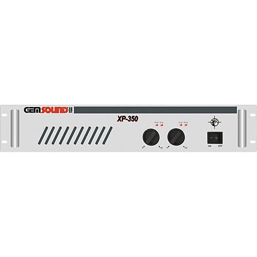 Gem Sound XP-350 Stereo Power Amp