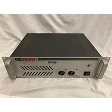 Gem Sound XP-550 Power Amp