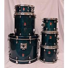 Premier XPK Turquoise Drum Kit