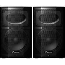 """Pioneer XPRS10 10"""" Powered Loudspeakers (Pair)"""