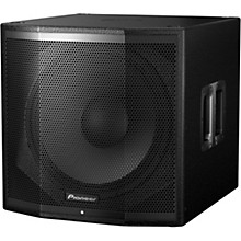 "Open Box Pioneer XPRS115S 15"" Powered Subwoofer"