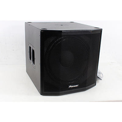 """Pioneer XPRS115S 15"""" Powered Subwoofer"""