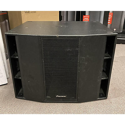 Pioneer DJ XPRS215S Dual Powered Subwoofer