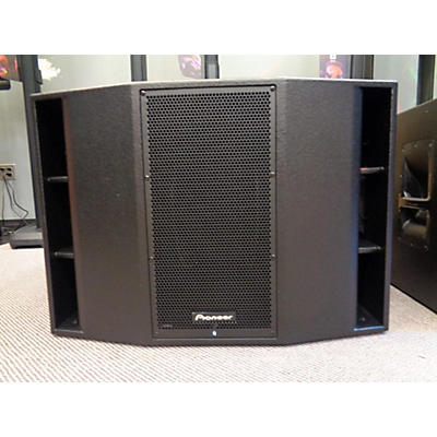 Pioneer XPRS215S Powered Speaker