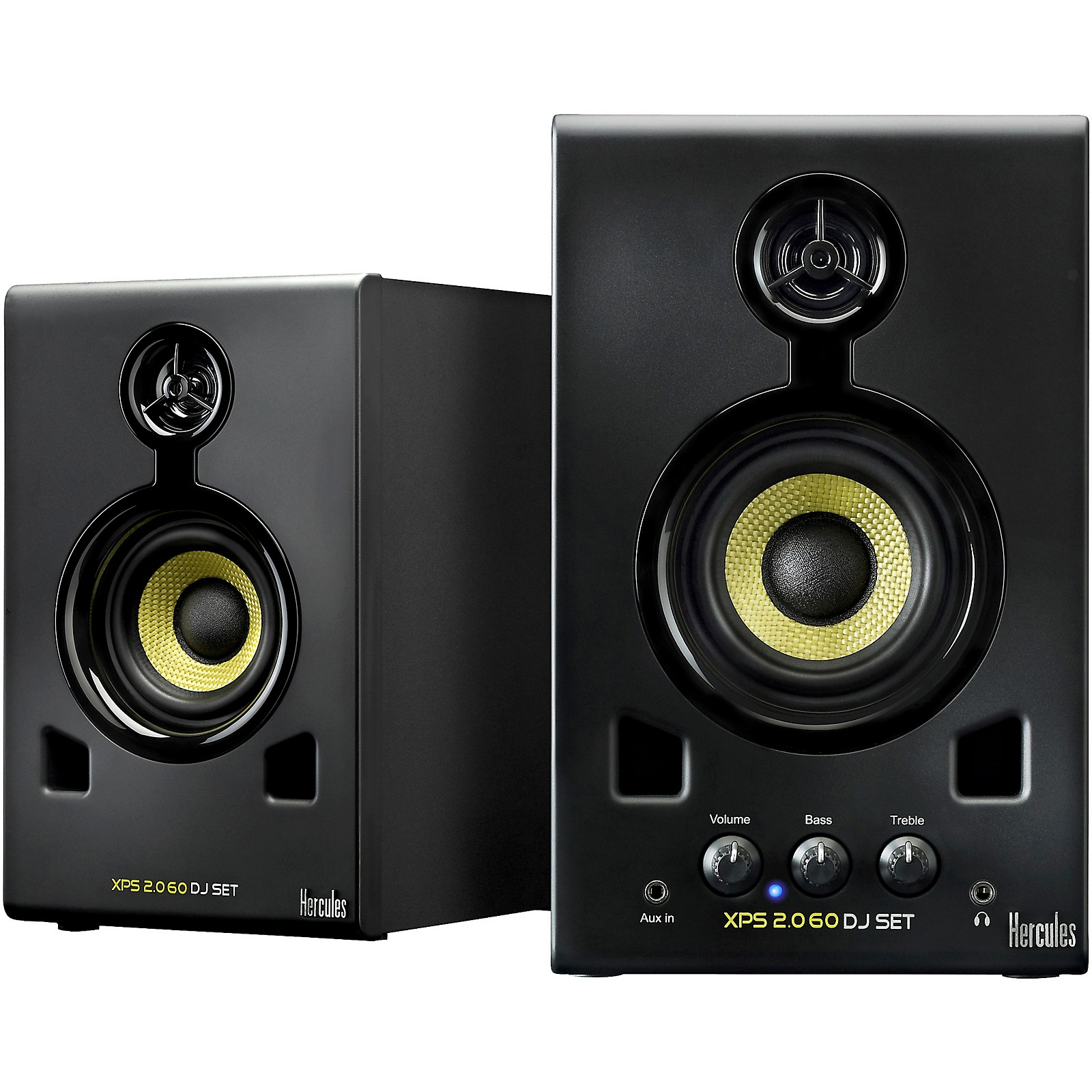 Hercules DJ XPS 2.0 60 DJ Multimedia Speakers
