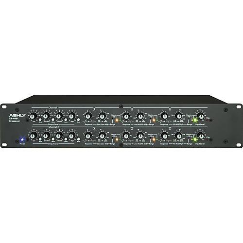 Ashly Audio XR-4001 Stereo 4-Way/Mono 7-Way Crossover