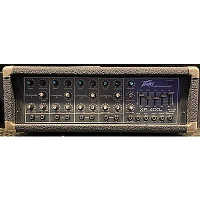 Peavey XR Powered Mixer