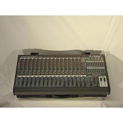 Peavey XR1600F Powered Mixer