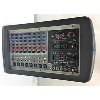 Peavey XR8300 Powered Mixer