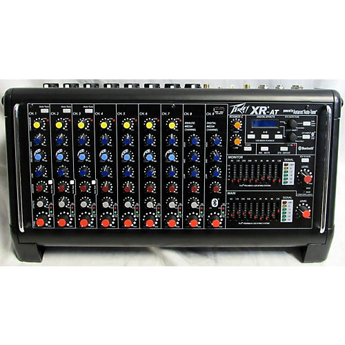 XRAT Powered Mixer