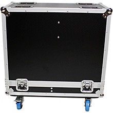 """Open BoxProX XS-2X12SPW Universal 2 Speakers ATA Flight Case for 12"""" Loudspeakers"""