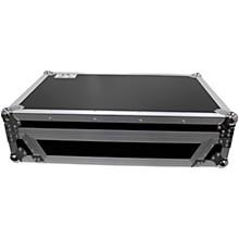 Open BoxProX XS-DDJ1000WBL Black ATA Flight Case for Pioneer DDJ-1000 DJ Controller