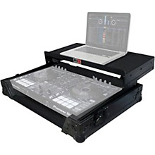 Open Box ProX XS-DDJSRLTBL Black ATA Style Flight Road Case with Glide Laptop Shelf for DDJ-SR and DDJ-RR Controller