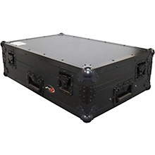 Open Box ProX XS-DDJSXWLT ATA Style Flight Road Case with Sliding Laptop Shelf and Wheels for Pioneer DDJ-SX, DDJ-SX2 and DDJ-RX DJ Mixers