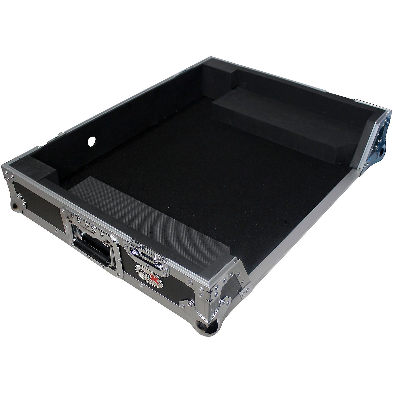 ProX XS-DJ808W ATA-Style Flight Road Case with Wheels for Roland DJ-808 or Denon MC700 DJ Controllers