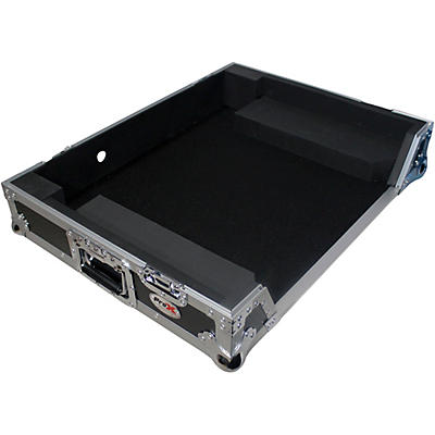 ProX XS-DJ808W ATA-Style Flight Road Case with Wheels for Roland DJ-808 or Denon MC700 DJ Controllers