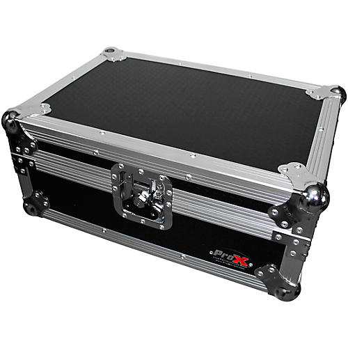ProX XS-M10 ATA Style Flight Road Case for 10 in. DJ Mixer