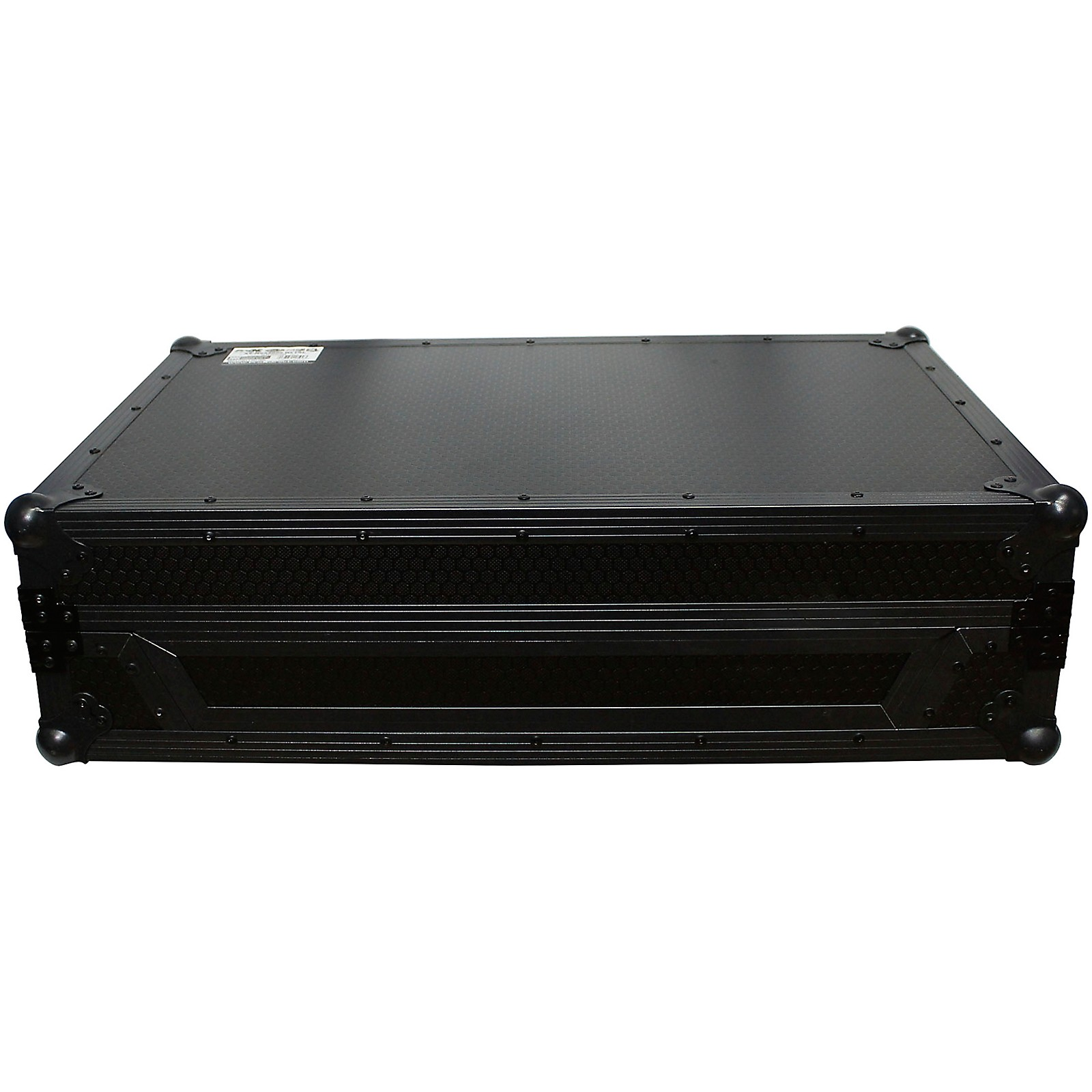 ProX XS-MCX8000WLT ATA Style Flight Road Case with Sliding Laptop Shelf and Wheels for Denon MCX8000