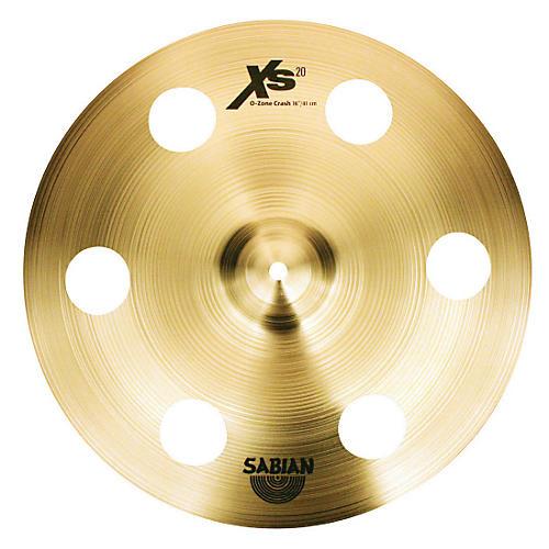 Sabian XS20 Ozone Crash Cymbal with Free Basic Cymbal Bag