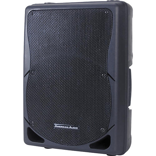 american audio xsp 10a powered speaker musician 39 s friend. Black Bedroom Furniture Sets. Home Design Ideas