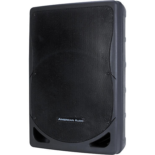 american audio xsp 15a powered speaker musician 39 s friend. Black Bedroom Furniture Sets. Home Design Ideas
