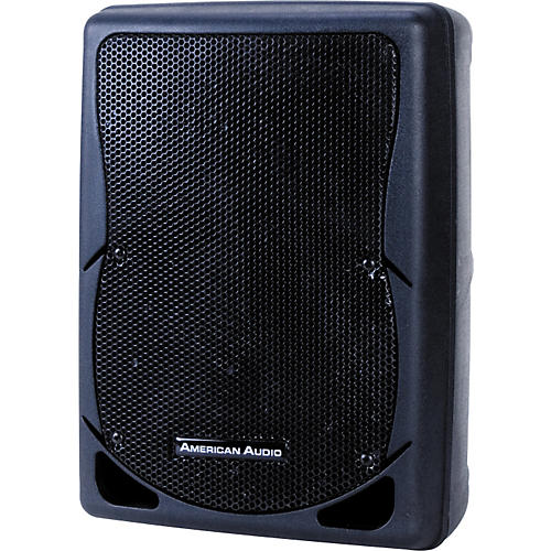 american audio xsp8p powered speaker musician 39 s friend. Black Bedroom Furniture Sets. Home Design Ideas