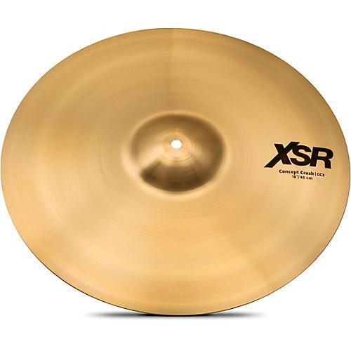 Sabian XSR Concept Crash Cymbal 18 in.