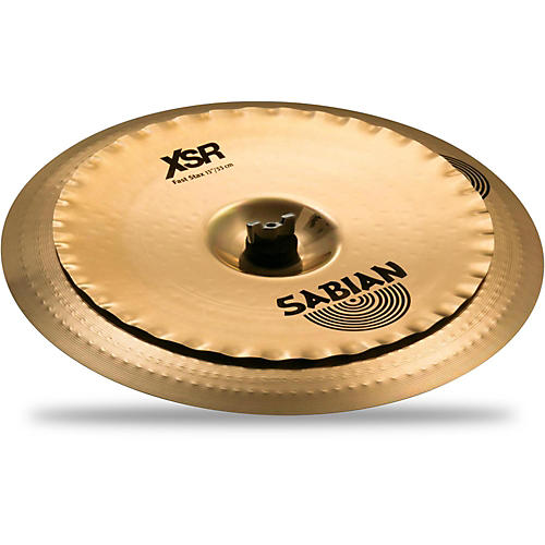 Sabian XSR Fast Stax Condition 2 - Blemished Regular 194744191459