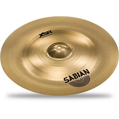 Sabian XSR Series Chinese Cymbal