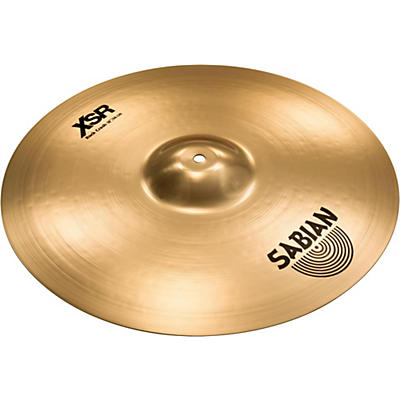 Sabian XSR Series Rock Crash Cymbal