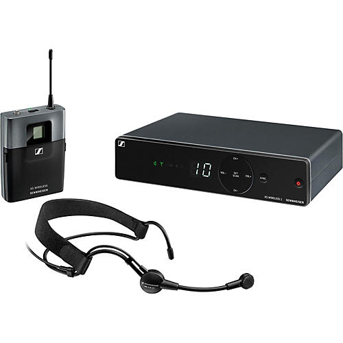 Sennheiser XSW 1 Headset System (XSW 1-ME3) A