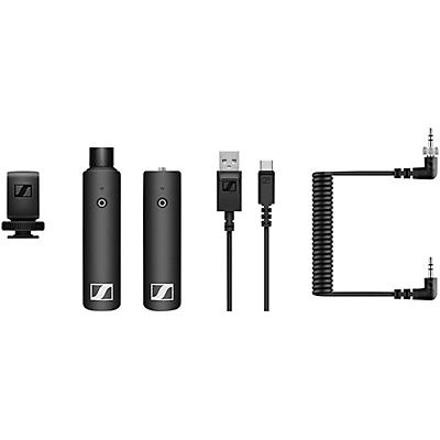 Sennheiser XSW-D PORTABLE INTERVIEW SET Digital Wireless System (Mic NOT included)