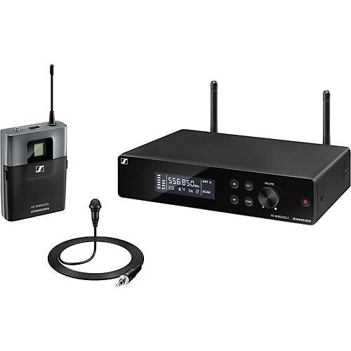 Sennheiser XSW2-ME2 Lavalier Wireless System A Black