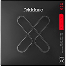 D'Addario XT Acoustic Strings, Medium, 13-56