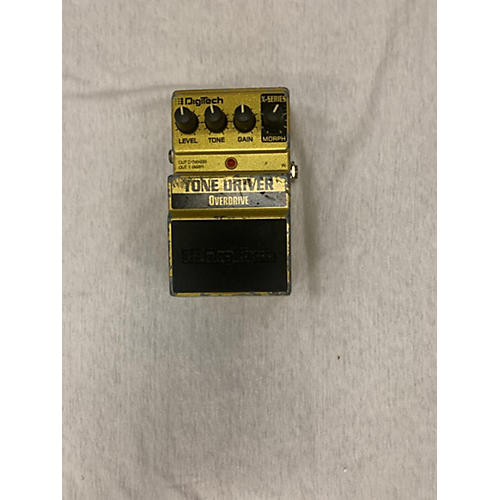 XTD Tone Driver Overdrive Effect Pedal