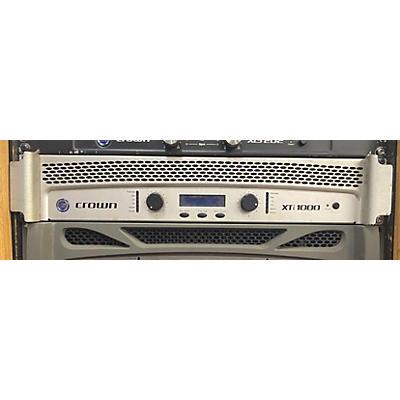 Crown XTI1000 Power Amp