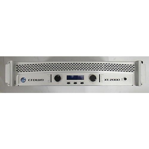XTI2000 Power Amp